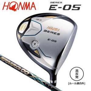 ☆HONMA BERES E-05 HIGH COR MODEL DRIVER ARMRQ ∞ 44...