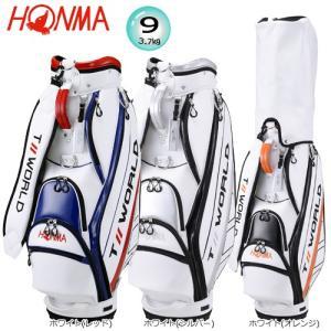 本間ゴルフ(ホンマ) 9型(3.7kg) ツアー ワールド スポーツ キャディバッグ CB-1928 [HONMA TOURWORLD CADDIE BAG]