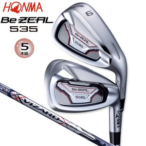 ■HONMA Be ZEAL 535 IRON VIZARD for Be ZEAL SHAFT ・...