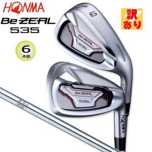 ■HONMA Be ZEAL 535 IRON N.S.PRO 950GH STEEL SHAFT ...