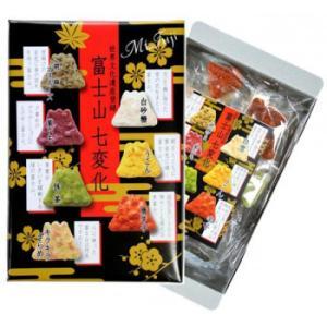埼玉の名産 草加せんべい 富士山七変化30枚入×6箱セット おかし プレゼント ギフト