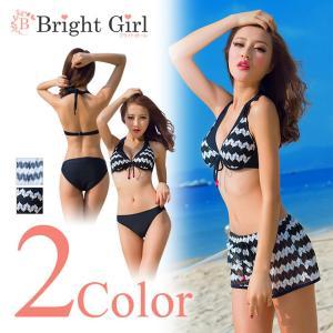 水着 ビキニ bikini 3点セット 全2色 黒 白 三角ビキニ ショートパンツ付 かわいい 水着 かわいい レディース 体型カバー|brightcosplay