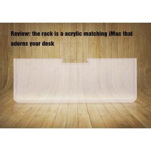 BI-IMACAS 21.5インチ iMac専用 アクリルスタンド  (背面用) 背面スタンド|brightonnet-store