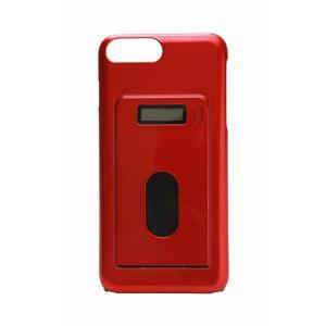 【在庫限りの大特価】 ・iPhone 8/7 Plus用の電子マネー残高確認機能付きケースです。 ・...