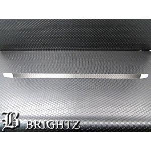 BRIGHTZ ステップワゴン RK1 RK2 超鏡面ステンレスメッキリアハッチアンダーモール 1PC