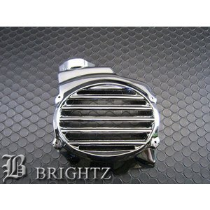 BRIGHTZ スマートディオ AF56/AF57/AF63 メッキラジエターカバー BKE-5797-KOI|brightz