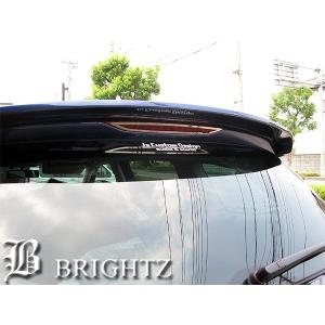 BRIGHTZ レガシィ ツーリングワゴン BR9 超鏡面ステンレスメッキハイマウントパネル