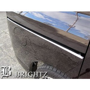 BRIGHTZ ビアンテ CC系 超鏡面ステンレスメッキスライドレールパネル 2PC