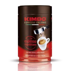 キンボ エスプレッソ粉 ナポレターノ 缶 250g brigshop