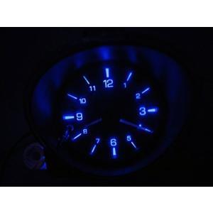FTO 純正アナログ時計LEDブルー(Mx2) [カラー]ラグジーブルー DE3A-C-LB|brigshop