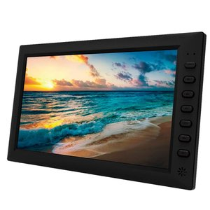 OVERTIME 9インチ ポータブル液晶テレビ OT-PT9K フルセグ/ワンセグ 切り替え 地デジ録画機能 3電源対応 HDMI対応|brigshop