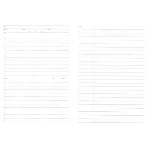 ユナイテッドビーズ 機能別ノート MEETING NOTEBOOK ミーティングノートB6 クリックポスト対応|brillerjapan|04