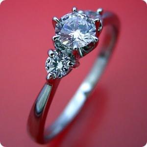 1万円 婚約指輪 一万円 プロポーズ用リング 告白用 サプライズ用 エンゲージリング 一粒 ブライダ...