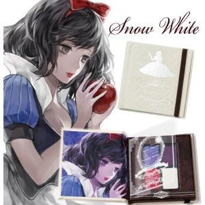 cosme play(コスミィ) TCB童話シリーズ白雪姫をモチーフにしたアイシャドウ  【YMB_50】|brilliantpuls