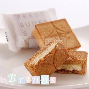 プレスバターサンド 5個入 PRESS BUTTER SAND 専用おみやげ袋(ショッパー)付き 冷蔵(クール)便発送