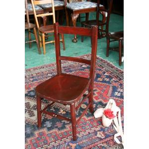イギリスアンティーク家具 キッズチェア 子供椅子173-3 英国製 1960年頃 送料無料