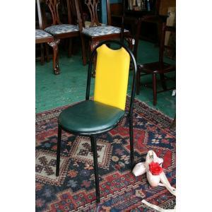 イギリスアンティーク家具 キッズチェア 子供椅子175-1 英国製 1960年頃 送料無料