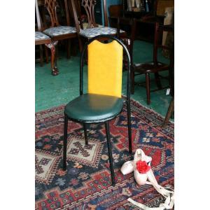 イギリスアンティーク家具 キッズチェア 子供椅子175-2 英国製 1960年頃 送料無料