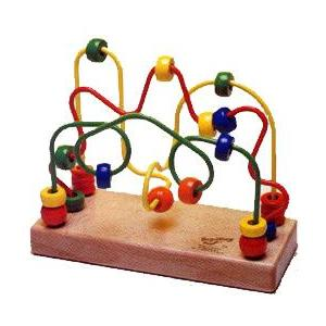 ルーピング ファニー ボーネルンド 木のおもちゃ