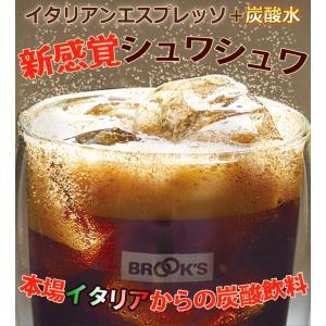 コーヒー エスプレッソ 炭酸飲料 250ml 1本 モカ インスティンクト ブルックス BROOK'S BROOKS brooks 02