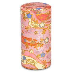 ブルックス おこのみ茶筒 四季彩(ピンク)|brooks