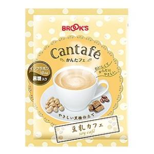 ブルックス かんたフェ 新・豆乳カフェ 20袋