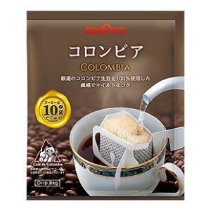 コーヒー ドリップバッグコーヒー ストレート コロンビア 30袋 珈琲 ブルックス BROOK'S BROOKS|brooks