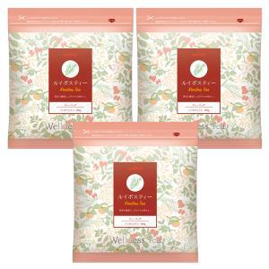 健康茶 ノンカフェイン ルイボスティー ティーバッグ お得な3袋セット 100g×3袋 大袋 ブルックス BROOK'S|brooks