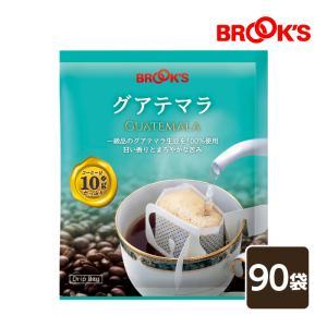 コーヒー ドリップコーヒー ドリップバッグコーヒー 珈琲 10g グアテマラ 120袋 ブルックス BROOK'S BROOKS|brooks