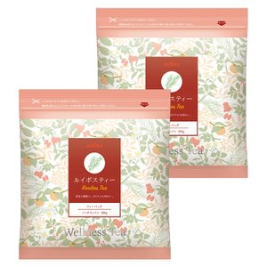 健康茶 ノンカフェイン ルイボスティー ティーバッグ 大袋 100g 2袋セット ブルックス BROOK'S|brooks