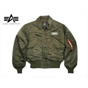 ALPHA INDUSTRIES/アルファ 2030-476 CWU-45/P ナイロン ヘビーツイル フライトジャケット レプリカグレー|bros-clothing