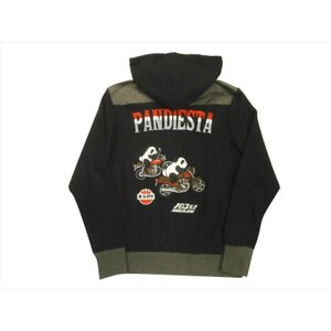 パンディエスタ/PANDIESTA/ 錦 パーカー 539206 総刺繍