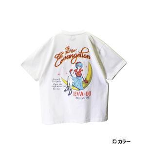 EVANGELION(エヴァンゲリオン)×LOWBLOW KNUCKLE コラボTシャツ 55136...