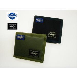 BUZZ RICKSON'S×PORTER(バズリクソンズ×ポーター)コラボ 財布 BR02614 ヘビーナイロン ツイルウォレット 2カラー bros-clothing