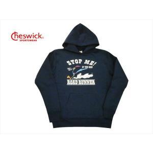CHESWICK チェスウィック×ロードランナー パーカー CH68113