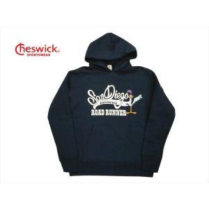 CHESWICK チェスウィック×ロードランナー パーカー CH68375