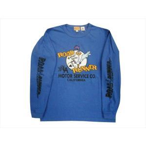 CHESWICK チェスウィック×ロードランナー・コラボ 長袖Tシャツ CH68379