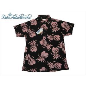 Duke Kahanamoku/デューク カハナモク ポロシャツ DK78200