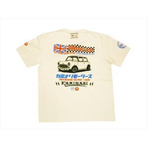 カミナリ KAMINARI エフ商会 半袖Tシャツ KMT-186
