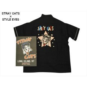 STRAY CATS ストレイキャッツ×Style Eyes スタイルアイズ SE38204