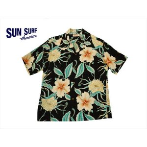 SUN SURF サンサーフ アロハシャツ SS38045