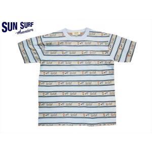 サンサーフ SUN SURF by Masked Marvel 半袖Tシャツ SS78028