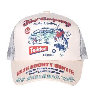 テッドマン TEDMAN・エフ商会 キャップ 帽子 TDC-7400