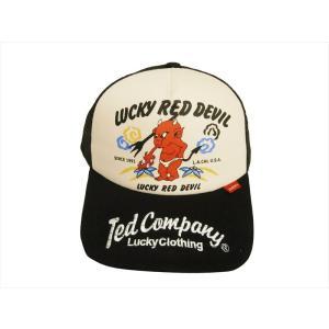 テッドマン TEDMAN・エフ商会 キャップ 帽子 TDC-7800