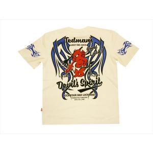 テッドマン TEDMAN/エフ商会 半袖Tシャツ TDSS-500