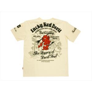 テッドマン TEDMAN/エフ商会 半袖Tシャツ TDSS-501