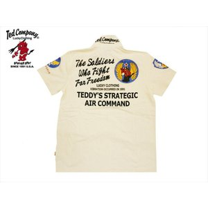 テッドマンTEDMAN・ポロシャツ TMSP-200