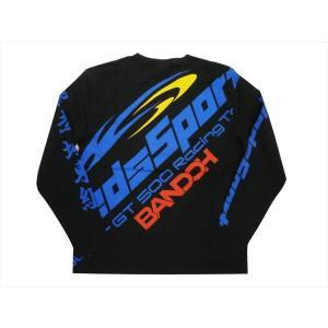 テッドマン TEDMAN×WedsSport BANDOH×カミナリ /エフ商会 長袖Tシャツ WEDSLST-200