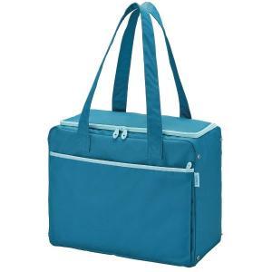 カラー:ブルー(BL)  ●「サーモス 保冷ショッピングバッグ 22L ブルー RED-022 BL...