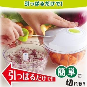 竹原製缶 簡単みじん切りチョッパー A-80